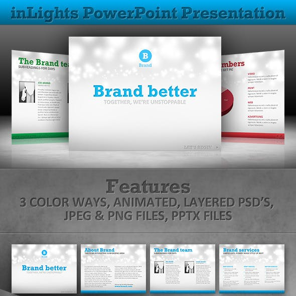 inLights Power Point Presentation