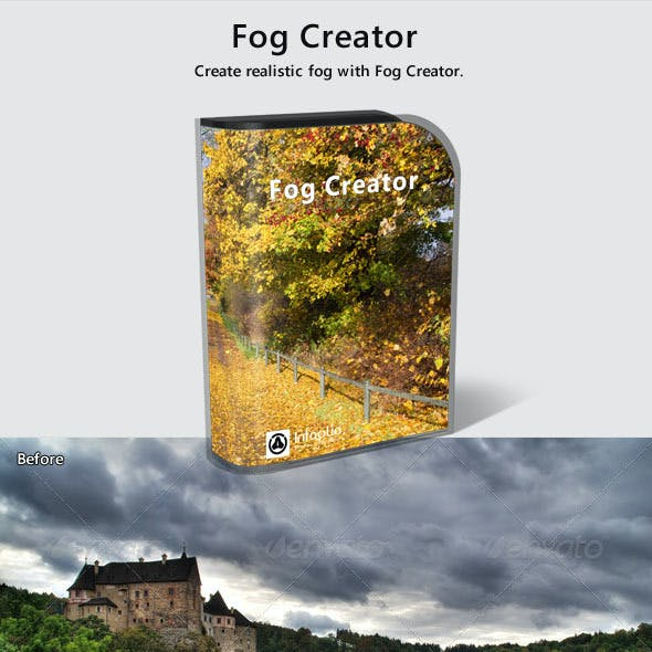 Fog Creator Action Pack