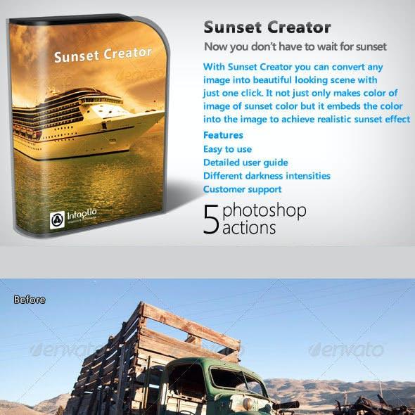 Sunset Creator