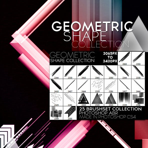 Geometric Shape Collection