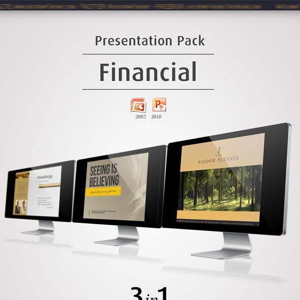 Presentation Pack - Financial