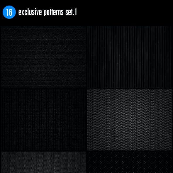 16 Exclusive Patterns Set.2