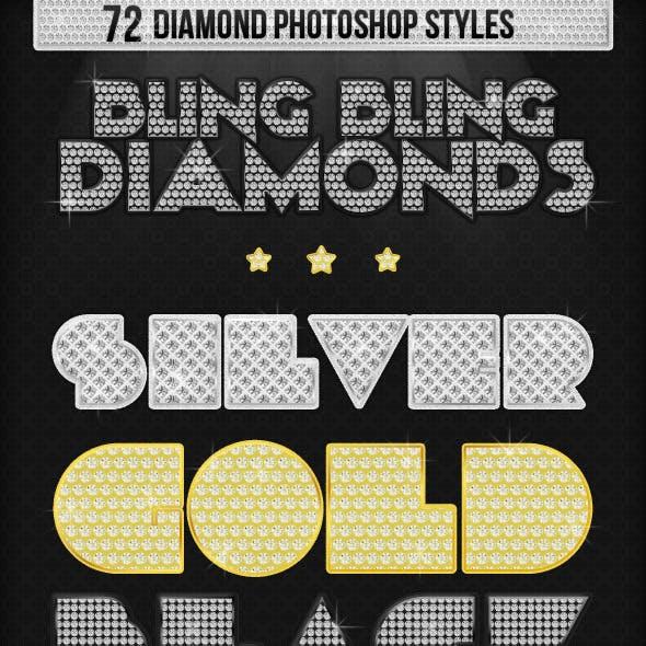 Bling Bling Diamonds Styles