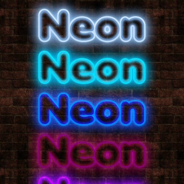 27 Neon Styles