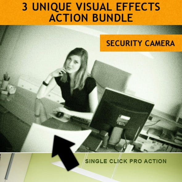 Special Effects Actions Bundle