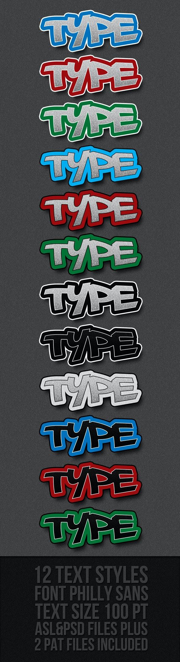 Graffiti Text Styles - Text Effects Styles