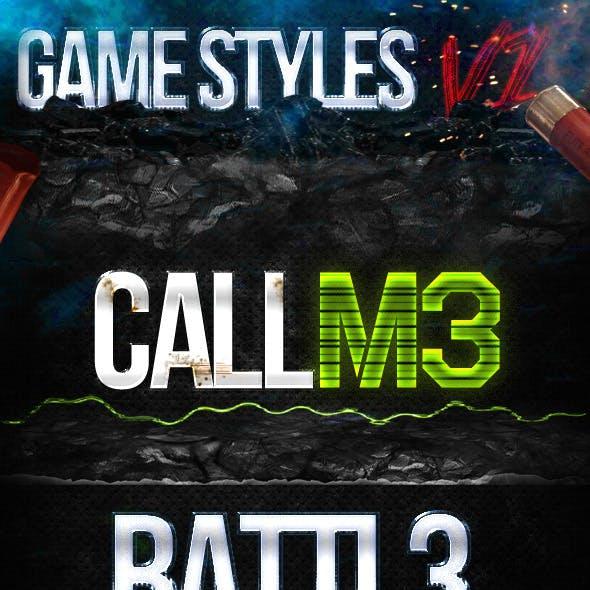 Game Styles V1