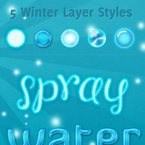 5 Winter Layer Styles