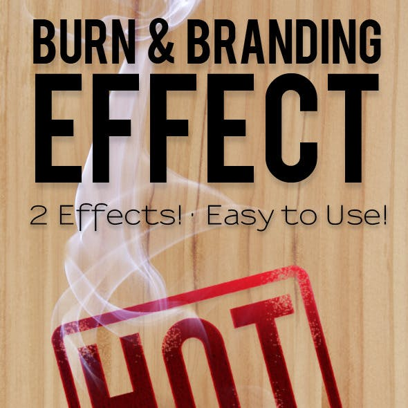 Burn & Branding Effects