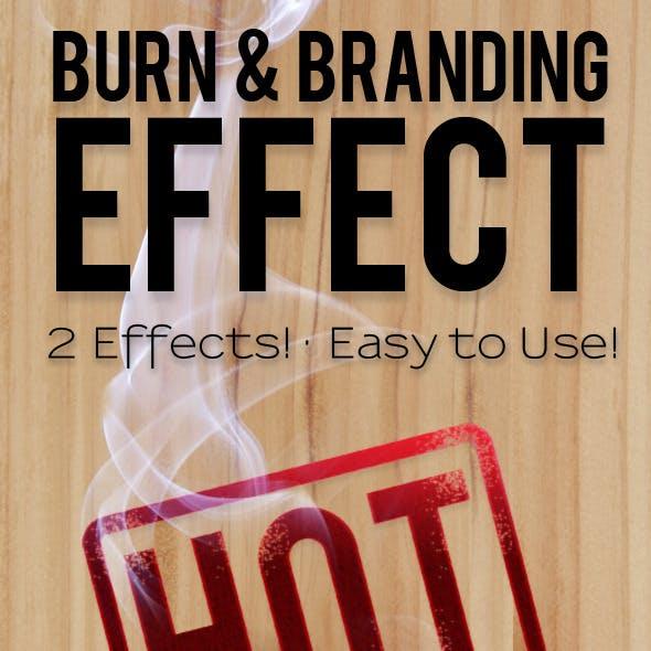 Burn & Branding Effects