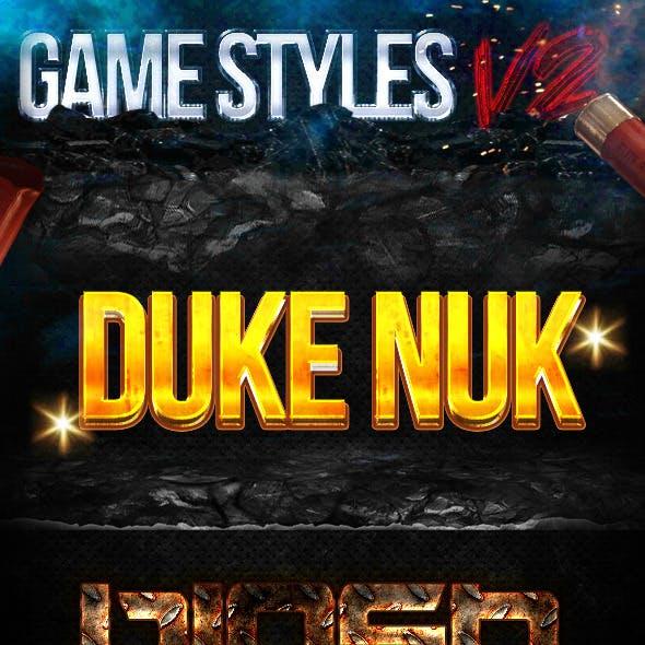 GAME STYLES V2