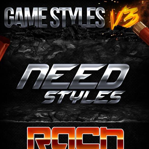 GAME STYLES V3