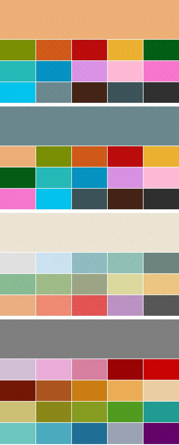 Pack of Patterns - Miscellaneous Textures / Fills / Patterns