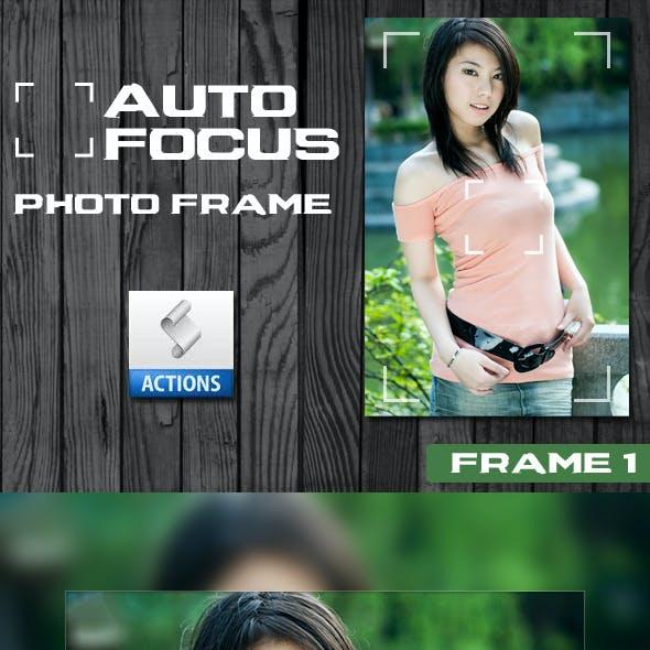 Auto Focus Photo Frame Set  #1