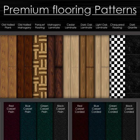 Premium Flooring Patterns