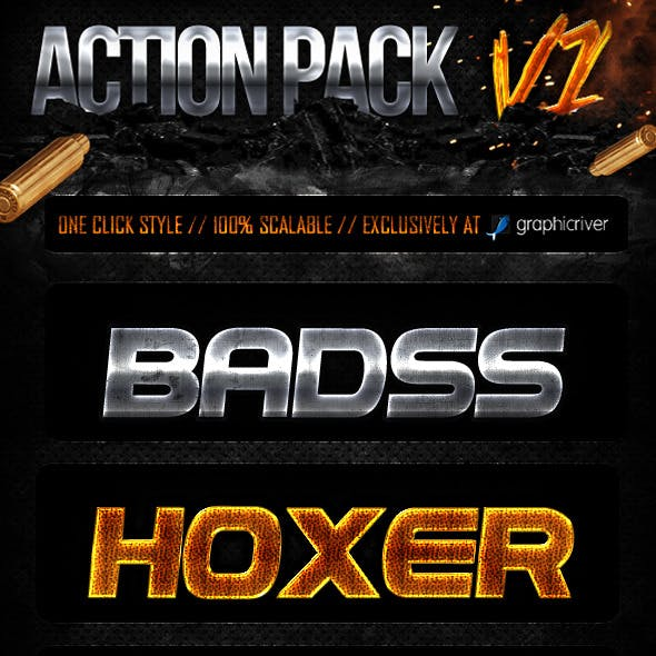Action Style Pack V1