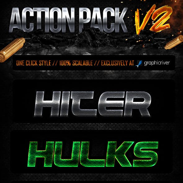 Action Style Pack V2