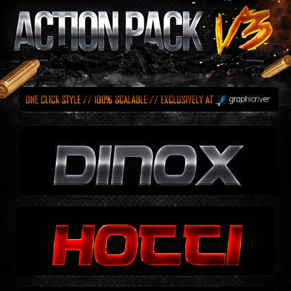 Action Style Pack V3