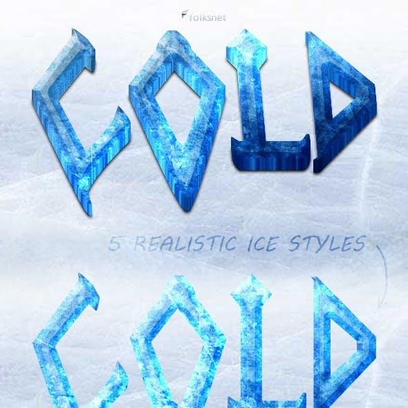 3D Ice Styles
