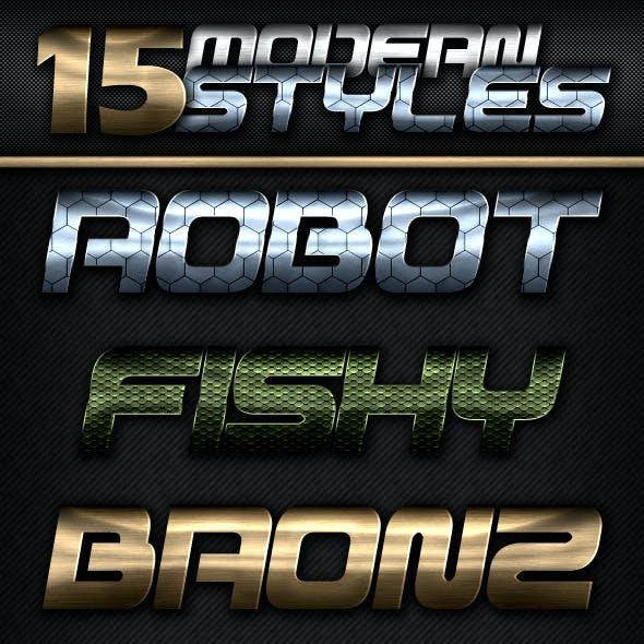 15 Modern Styles