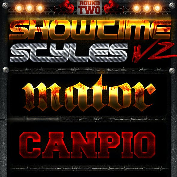 Showtime Styles V2