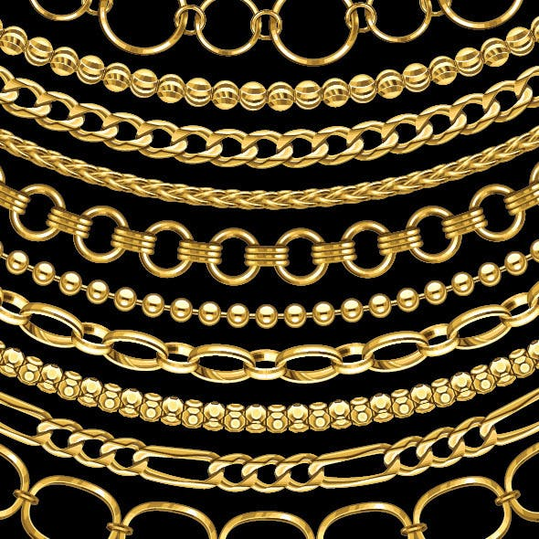 Gold Chain Jewelry