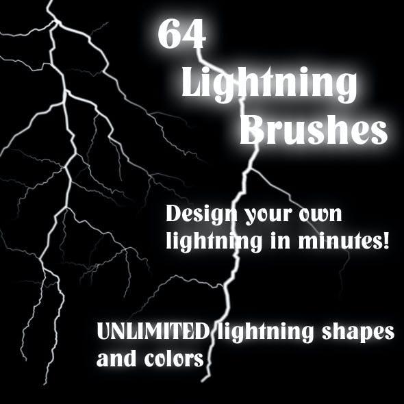 Lightnings Brush Set