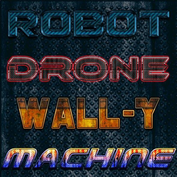 Robotic Styles