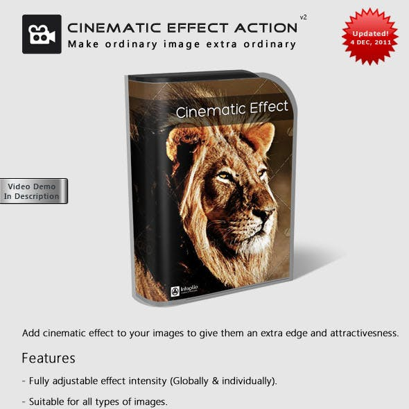 Cinematic Effect Action