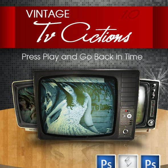 Vintage Tv Actions