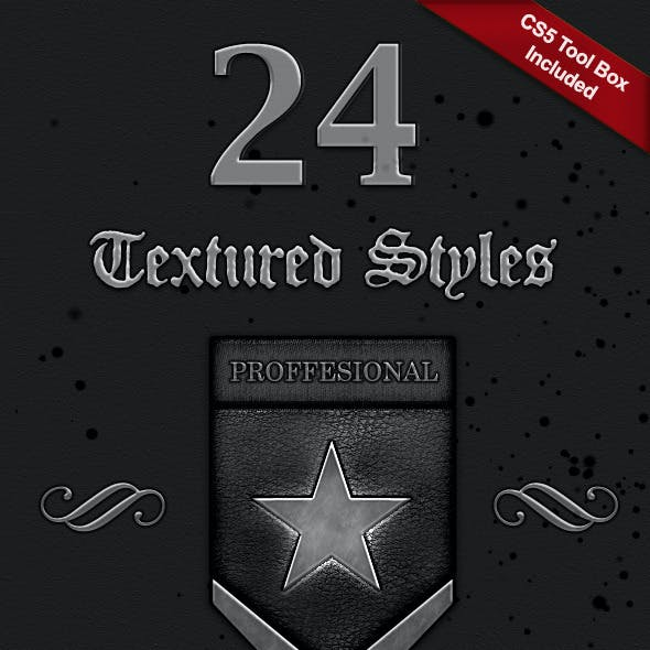 24 Pro Styles