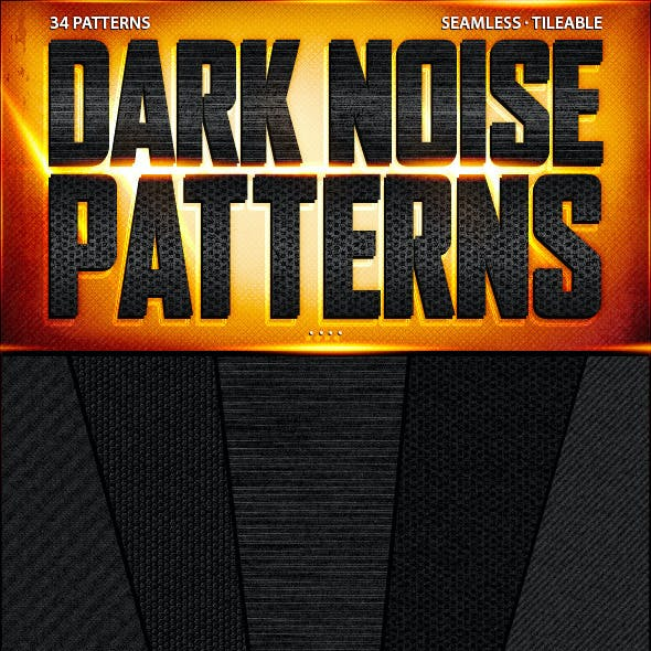Dark Noise Patterns