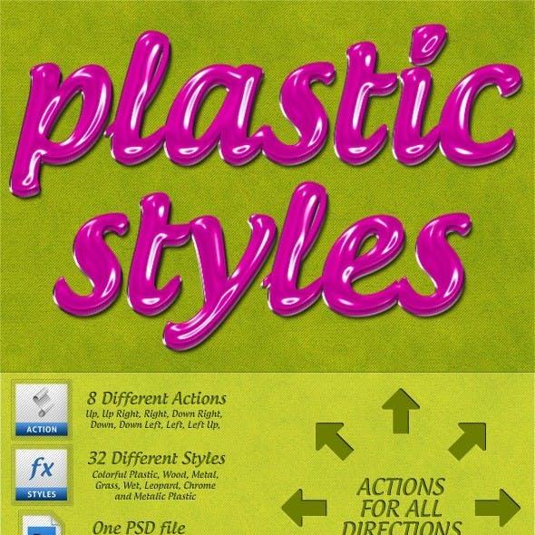 Plastic Styles