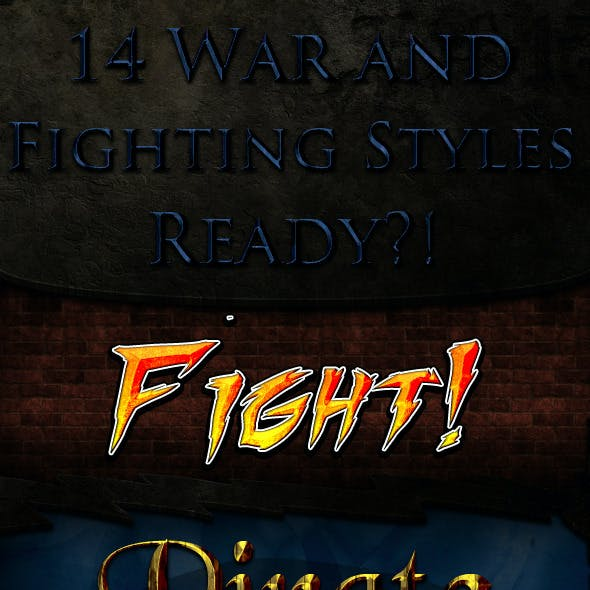 War & Fighting Styles