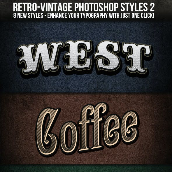 Retro-Vintage Styles 2