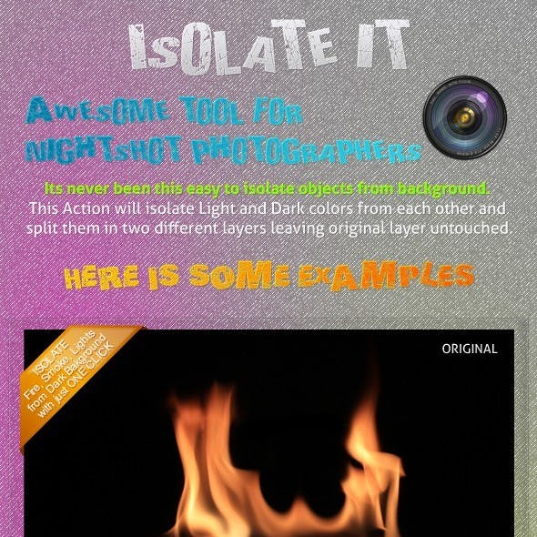Isolate It