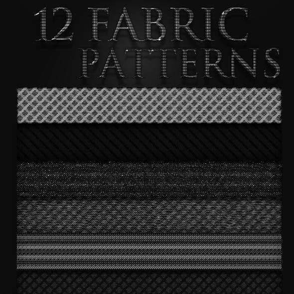12 Fabric Patterns