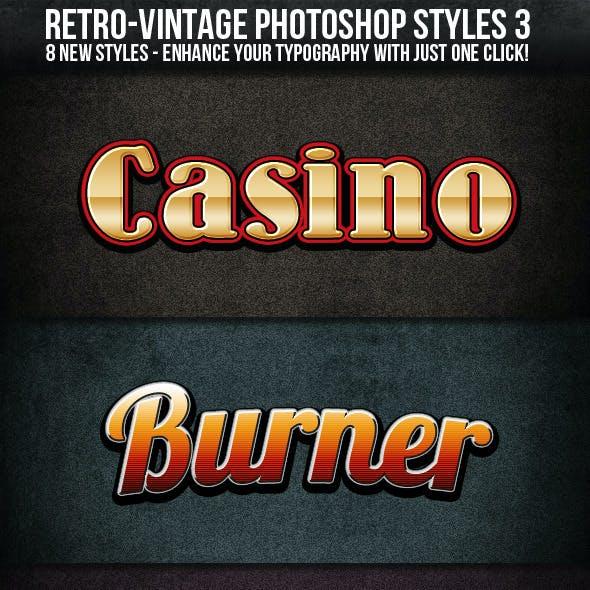 Retro Vintage Styles 3