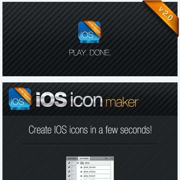 iOS Icon Maker