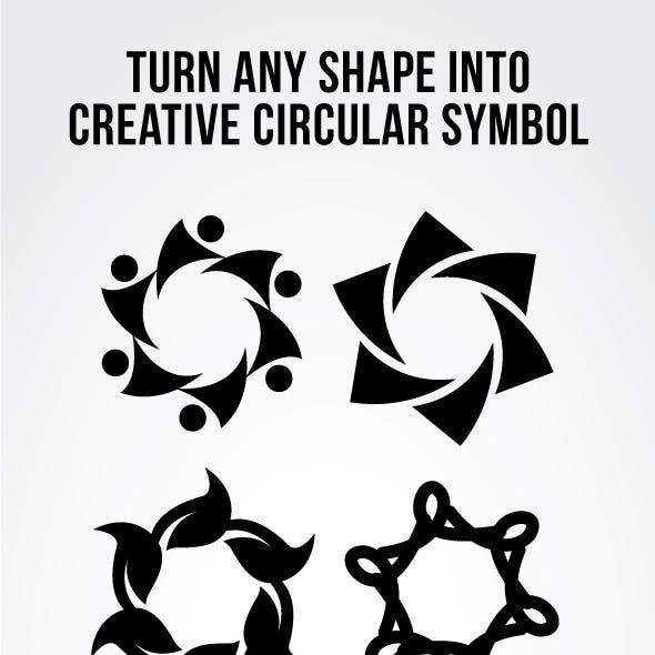 Circular Symbol Graphic Style