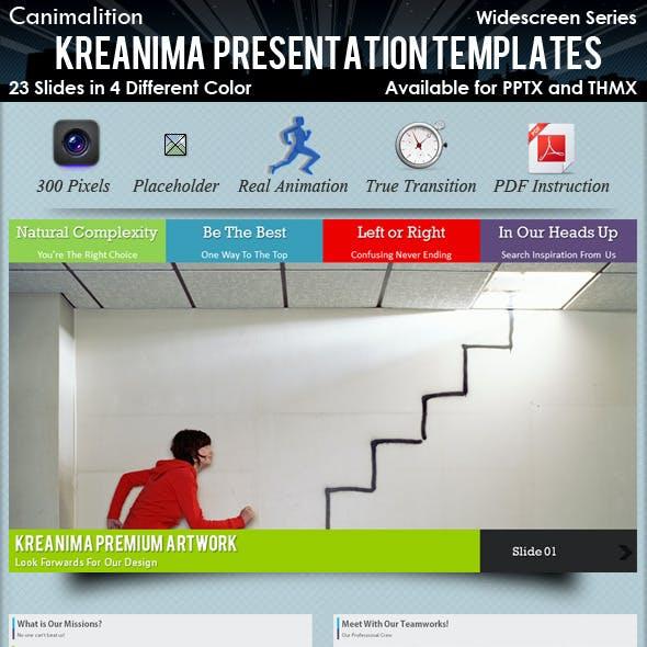 Kreanima Presentation Templates