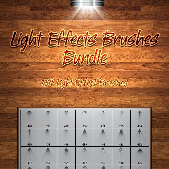 Light Effects Brushes Bundle