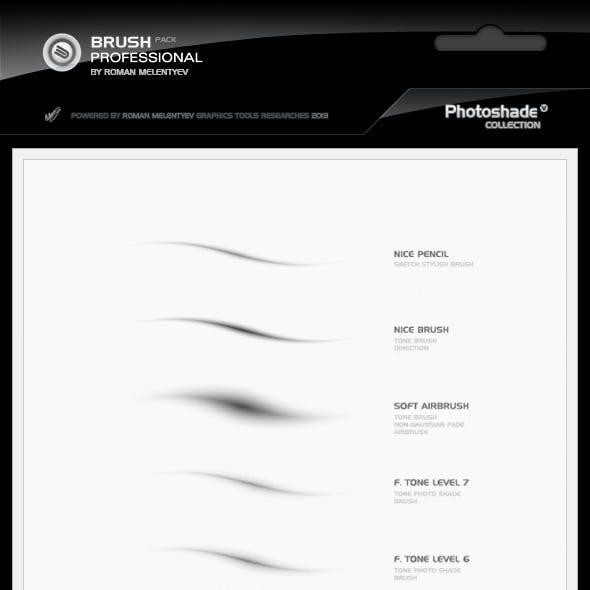 Brush Pack Professional Volume 0 - PhotoShade