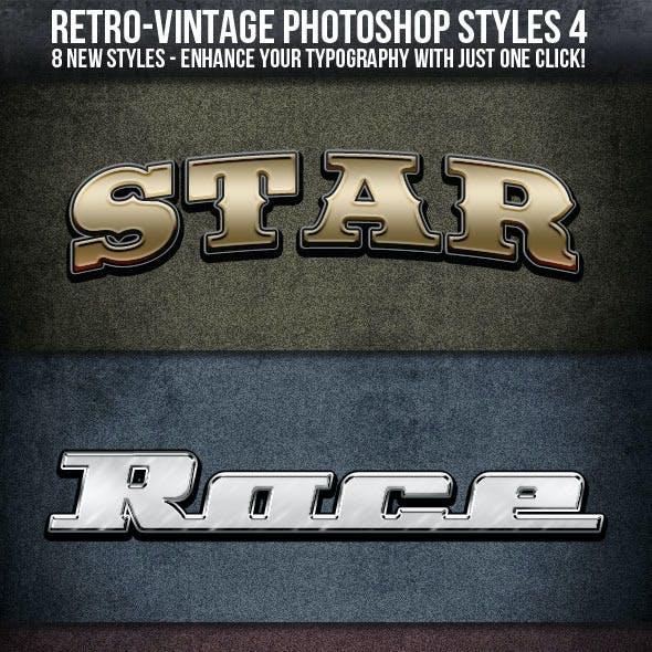 Retro Vintage Styles 4