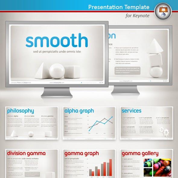 Smooth Keynote Presentation
