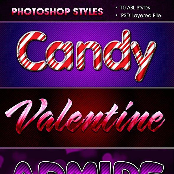 Valentine Styles