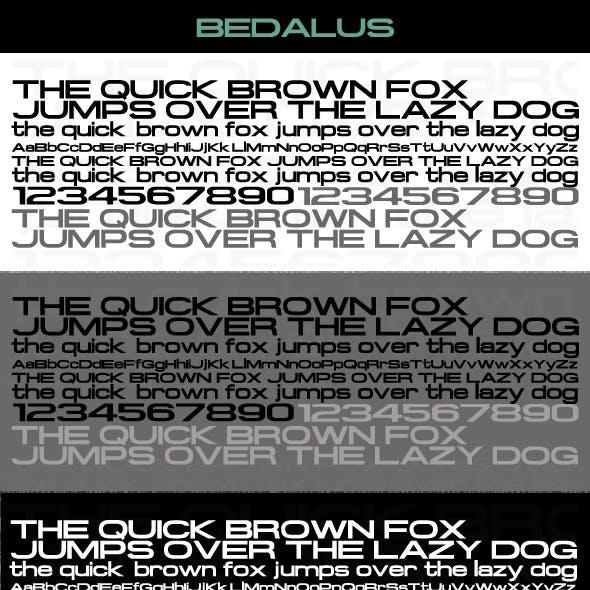 Bedalus Font