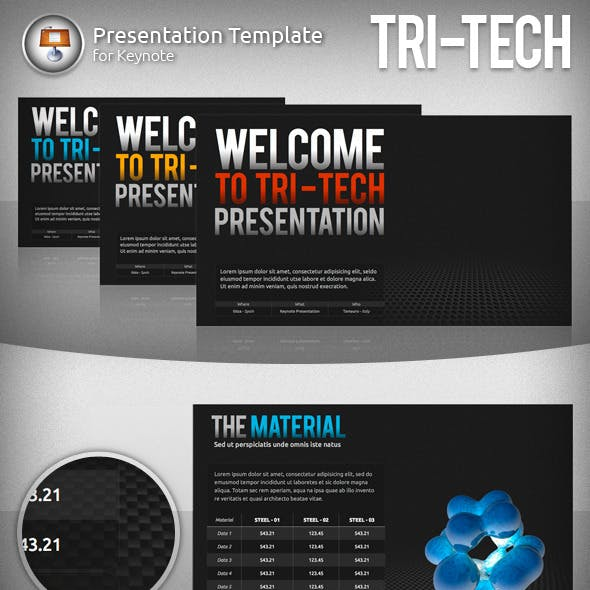Tri-Tech Keynote Presentation