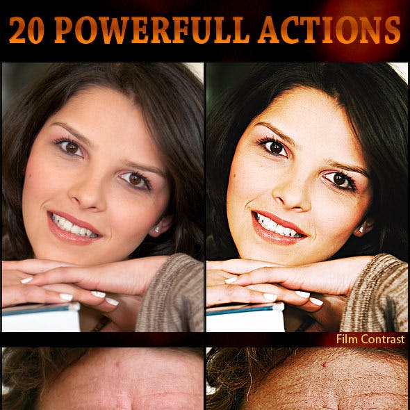 20 Powerfull Actions