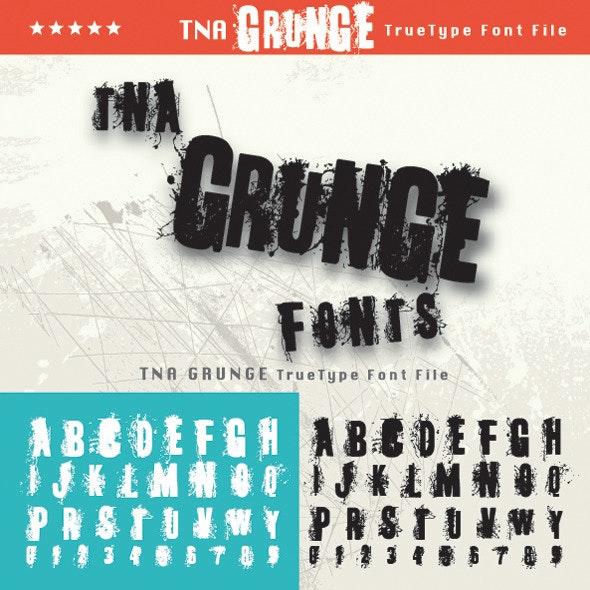TNA Grunge